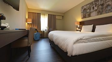 Fletcher Hotel-Restaurant 's-Hertogenbosch - room photo 17202358